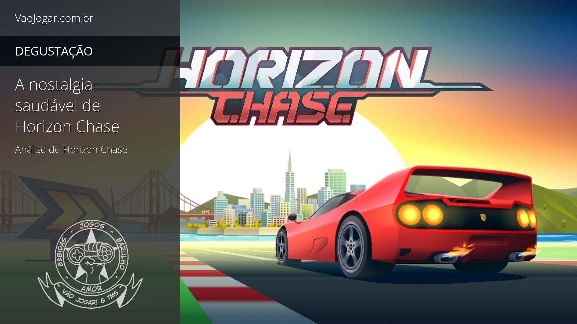 A Nostalgia Saudável De Horizon Chase
