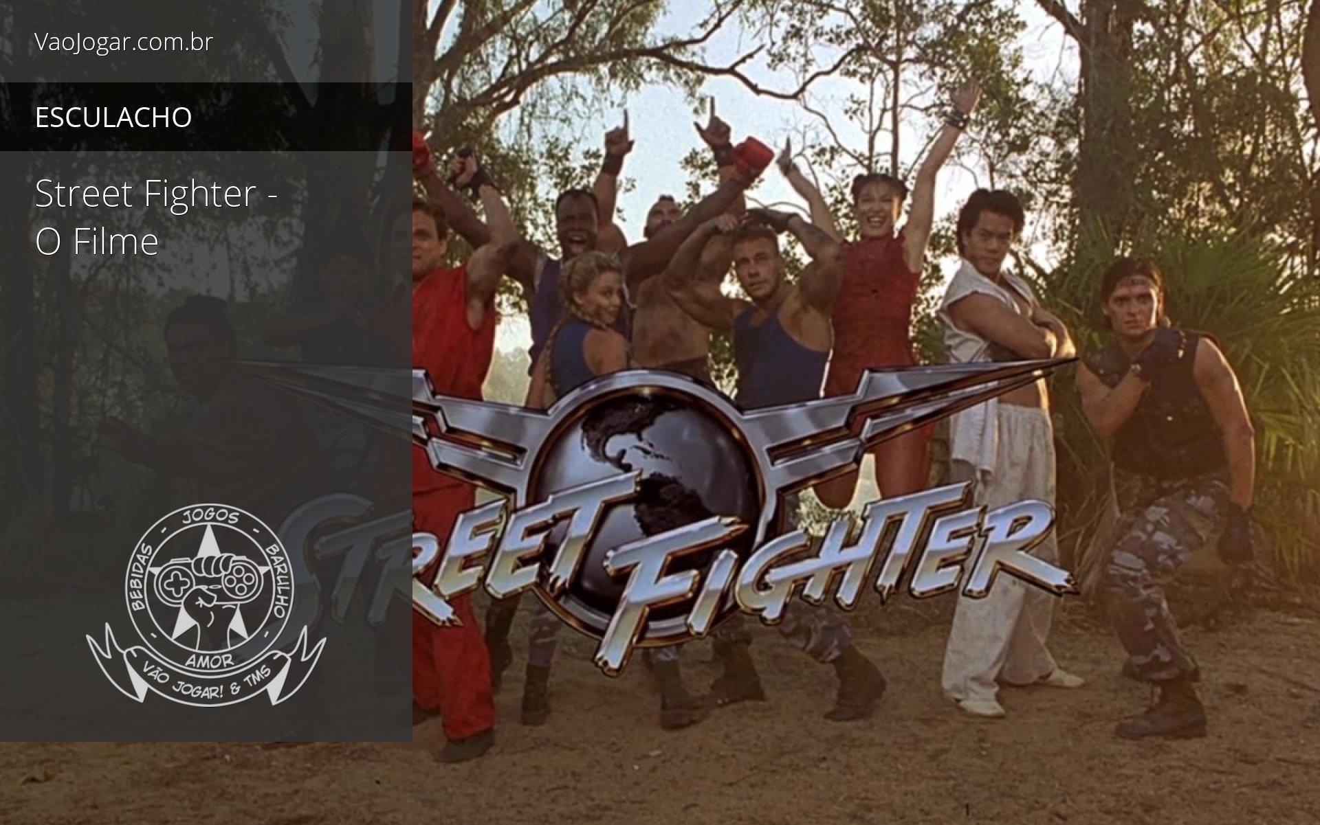 Street Fighter - O Filme
